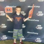 Tommy at Bounce Bash® Chicago Bears Training Camp