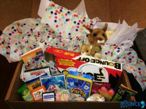 Bounce Kit Box