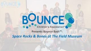 Bounce Bash: Space Rocks & Bones