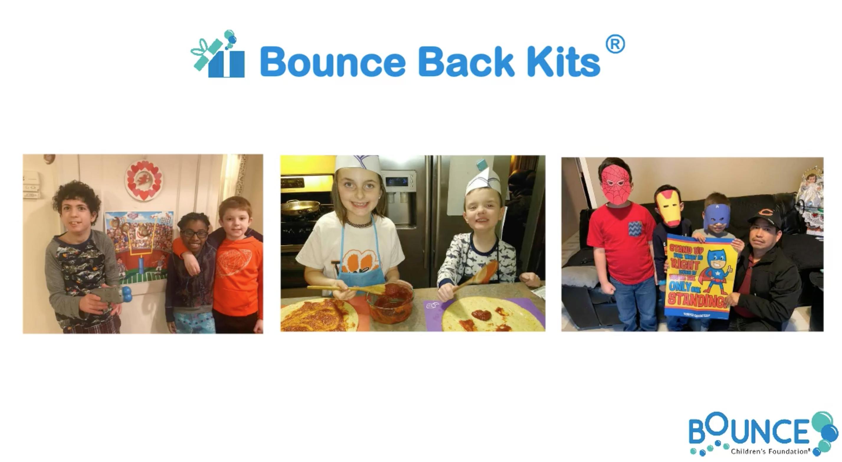 Bounce Back Kits
